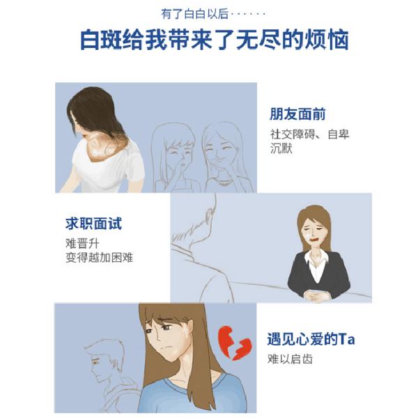 亳州女性白癜风患者能不能做美容
