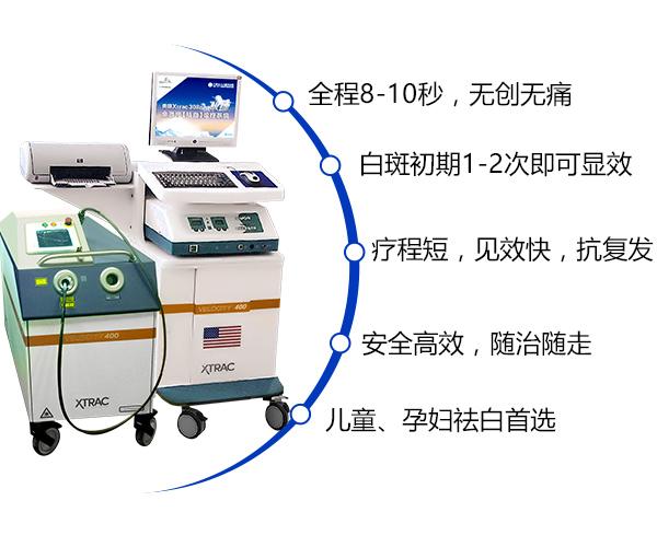 308准分子激光检测检测