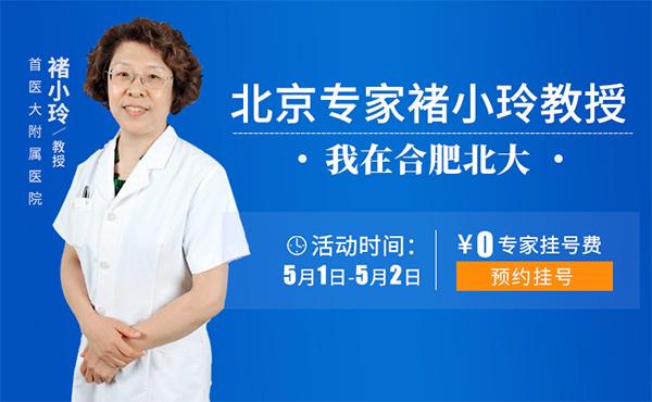 5.1-2北京专家褚小玲教授莅临合肥
