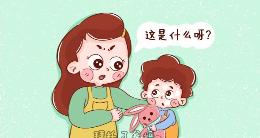 家长该如何处理孩子手上的白斑呢