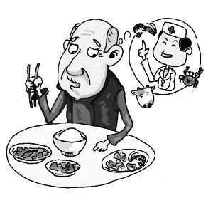 白癜风患者如何正确吃一日的饮食?