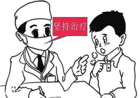 淮南白癜风为什么需要坚持治疗?